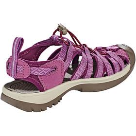 Keen Whisper Sandals Women Grape Kiss/Grape Wine